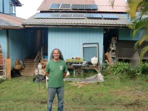 Solar electric - off grid on farm