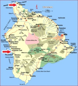 hawaii_island map arts