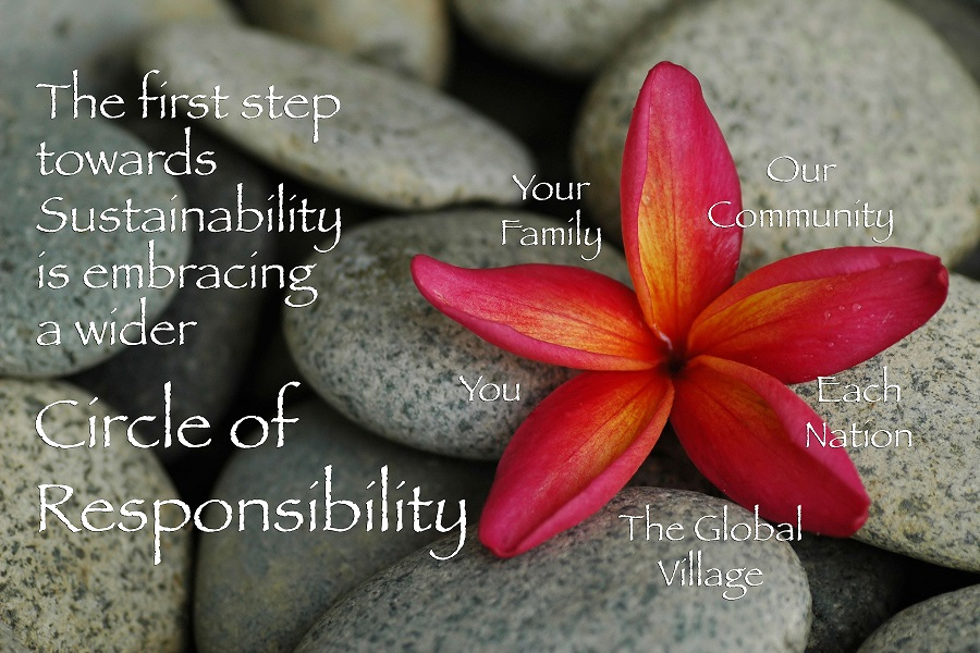 The CIrcle of Responsibility 10