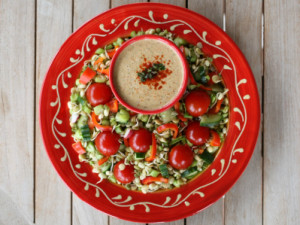 todd salad